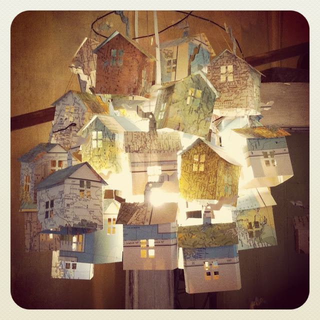 paper house light