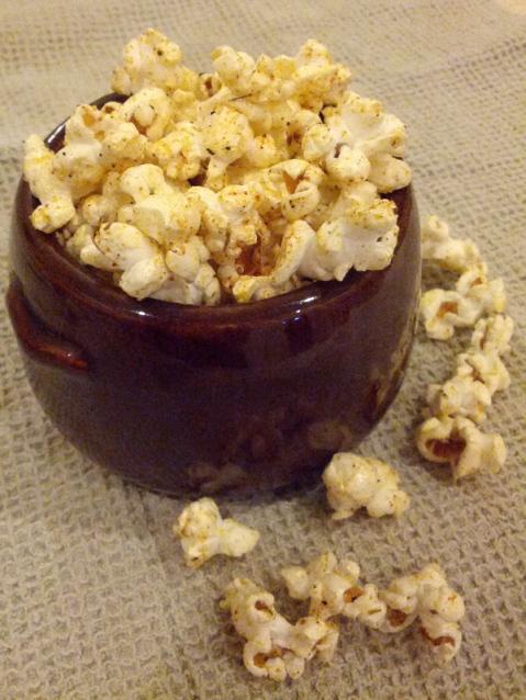 Pirate Jonnys Caribbean Popcorn