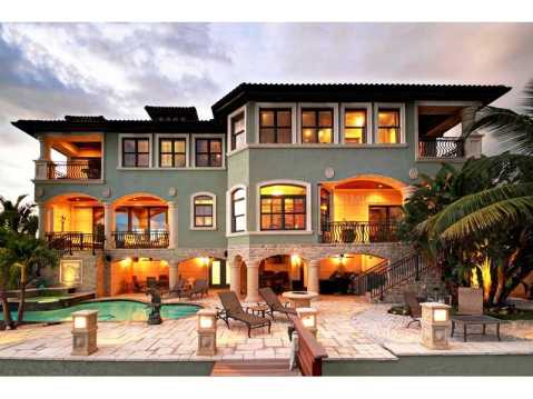 Palatial Mediterranean for Sale on St. Pete Beach in Florida