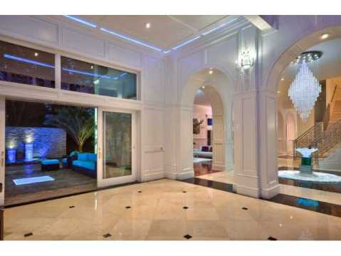 Luxury Custom Estate Home of Roberto Alomar for Sale in Tampa, FL