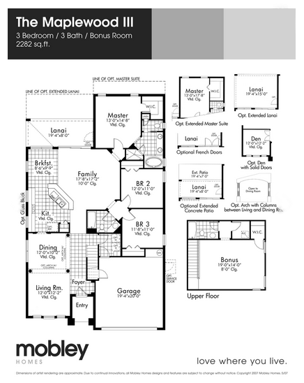 Maplewood Floor Plan