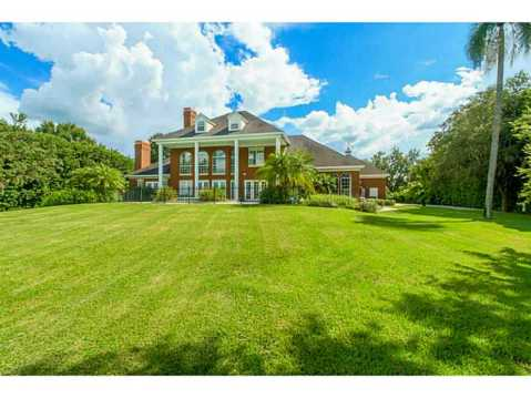 Beautiful Brick Estate for Sale in Odessa