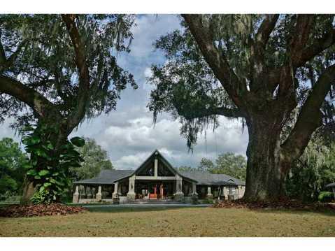 Custom Equestrian Estate for Sale in Plant City