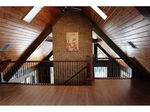 Custom Equestrian Estate for Sale in Plant City:  Vaulted Loft