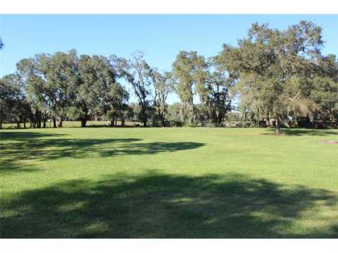 Custom Equestrian Estate for Sale in Plant City:  Over 16 Acres of Land