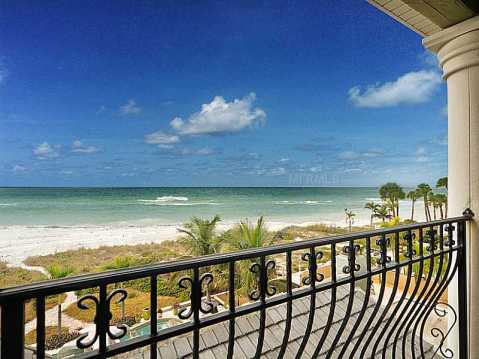 "Beachfront ""Castle"" for Sale in Redington Beach, FL:  Located right on Florida's sunset coast along the Gulf of Mexico beaches."