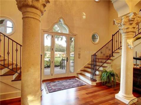 Luxurious Mediterranean Home For Sale on Davis Island