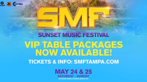 Tampa's Sunset Music Festival