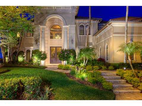 Prestigious Champions Club Home For Sale in Trinity, FL