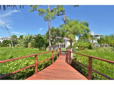 Waterfront Home For Sale in Seaside Sanctuary on Crystal Beach
