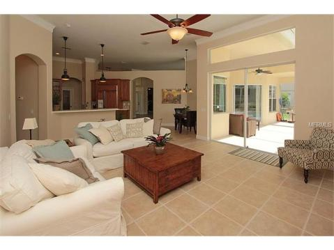 Beautiful Upgraded Tampa Palms Home for Sale:  FAMILY ROOM