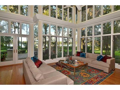 Frank Lloyd Wright Inspired Home for Sale in Odessa, FL