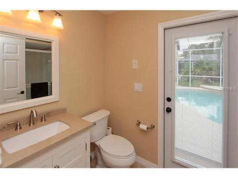 Beautiful Upgraded Tampa Palms Home for Sale:  BATHROOM