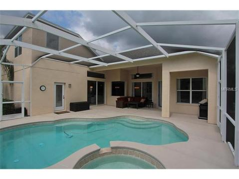 Beautiful Upgraded Tampa Palms Home for Sale:  POOL